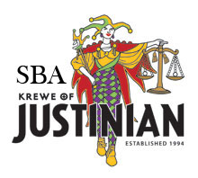 Krewe-of-Justinian-Logo